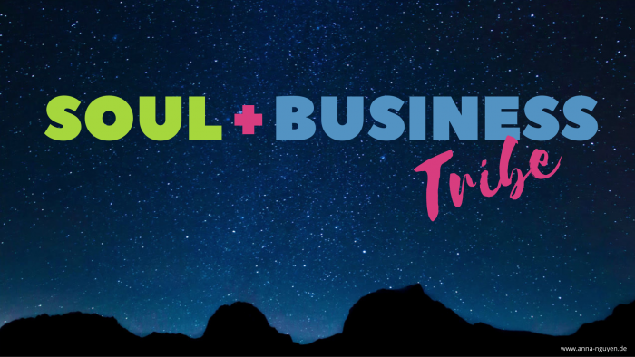 Soul + Business Tribe 21